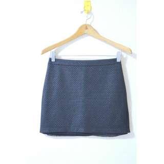 G2000 black mini skirt