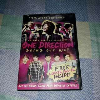 One Direction - Going Our Way DVD
