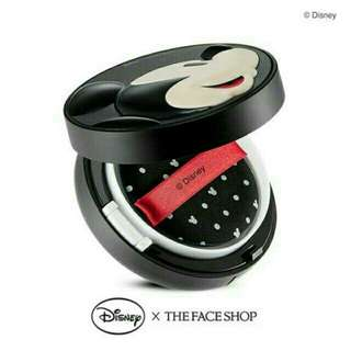 The Face Shop Disney Edition BB Power Perfection Cushion