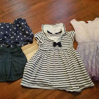 Pre loved toddlers clothes bundle