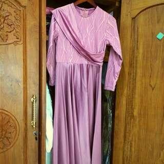 Dress kondangan bisa 2 model