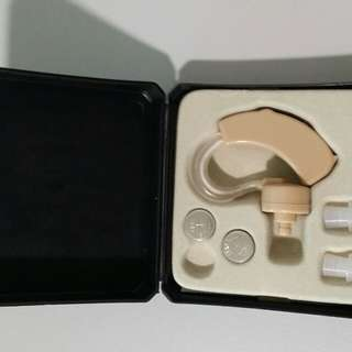 Hearing aid/ amplifier for all