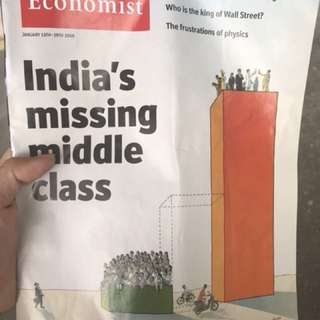 Economist 13 Jan 2018 issue