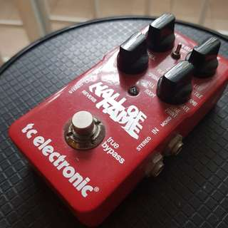 TC Electronics Hall of Fame Digital Reverb