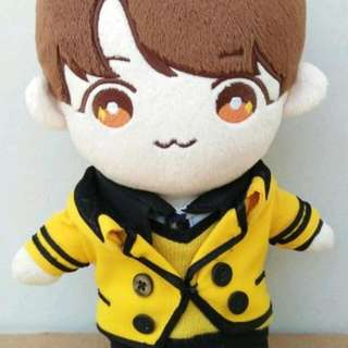 Jungkook Doll School Clothing SET by @bts_cookiedoll
