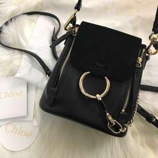 Chole Faye mini backpack