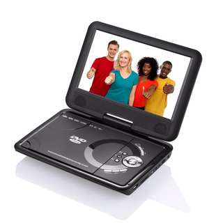 "SOYAR 9.5"" Portable DVD Player"