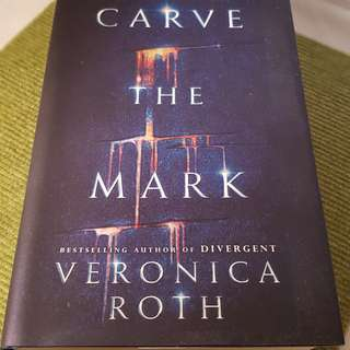 Carve The Mark by Veronica Roth (Hardback)