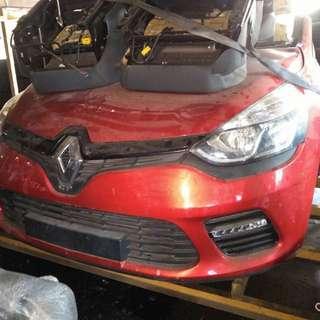 Renault Clio 1.6 200 2014 EDC / Half Cut