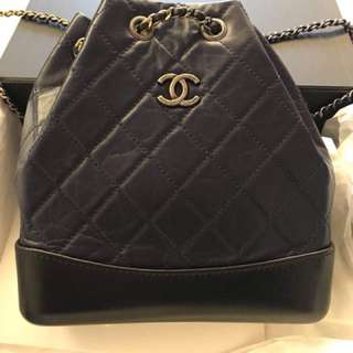 Chanel gabrielle backpack 後背包