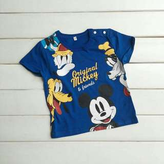 Mickey & Friends Blue