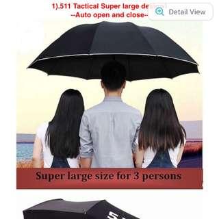Automatic big umbrella