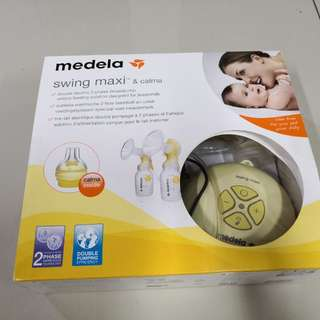 preloved Medela Swing Breast Pump double