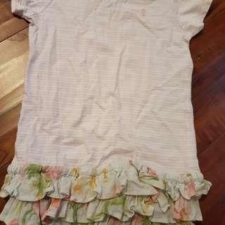 3T ralph Lauren tunic preloved