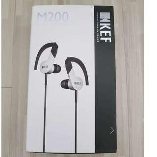 KEF M200 earphones