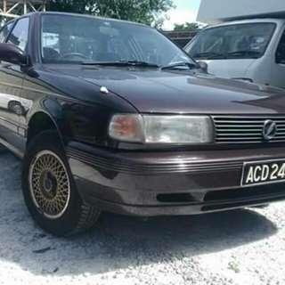 Nissan Sentra 1.6m 1992