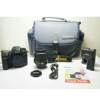 Nikon D7000 (Body +Lens)
