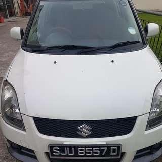 Selling Suzuki Swift sport 1.6M