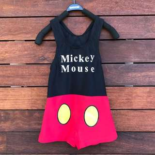 *NEW* Mickey swimsuit size 4
