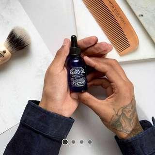 Johnny's Chop Shop Beard Oil (30ml)