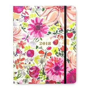 Kate Spade 2018 Planner: Dahlia
