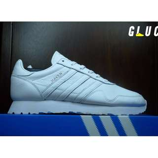 ADIDAS HAVEN ALL WHITE LEATHER ORIGINAL