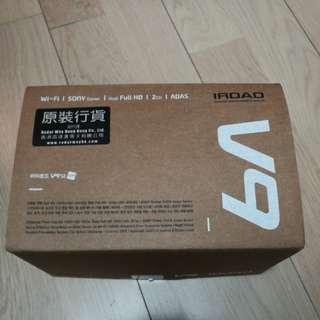 二手 IROAD V9S2 16G DUAL FULL HD 2CH 汽車監控鏡頭 CAR CAM