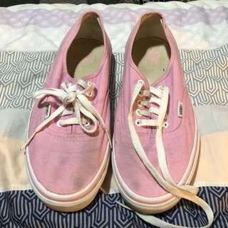 Vans Authentic Pink