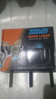 Wireless Courtesy Door Light (Honda Logo)