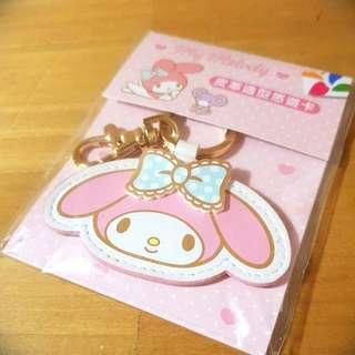 美樂蒂皮革造型悠遊卡