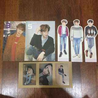 [WTS] WANNA ONE NOTHING WITHOUT YOU CC PC STANDEE