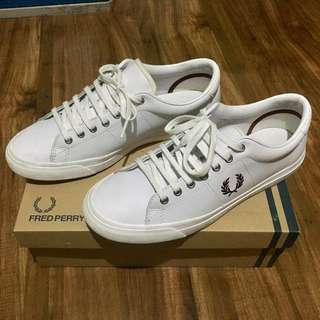 Original Fred Perry - Leather/White
