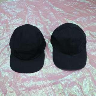 🚚 素面中性五分帽/素面中性老帽