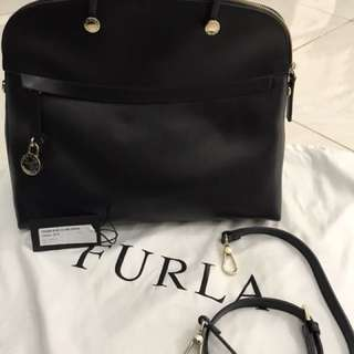Furla black onyx