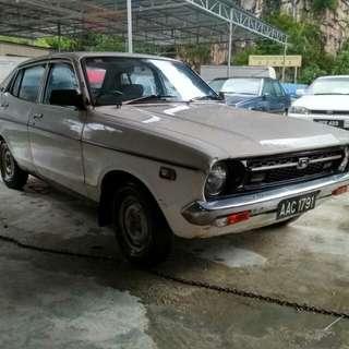 Dutsun 120Y excellent 1978 1.2m