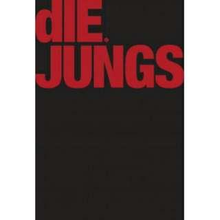EXO DIE JUNGS PHOTOBOOK 2014