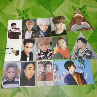 [WTS/WTT] GOT7 OFFICIAL PC
