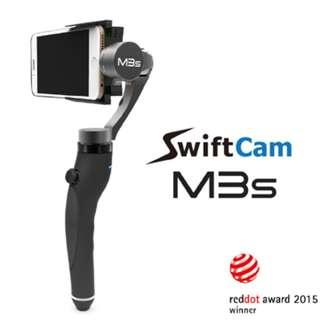 SwiftCam M3s 防震手機拍攝器