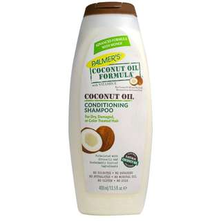 ‼️INSTOCK‼️Palmer's, Conditioning Shampoo, Coconut Oil, 400ml