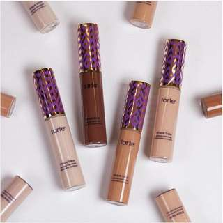 AUTHENTIC TARTE SHAPE TAPE CONCEALOR PREORDER