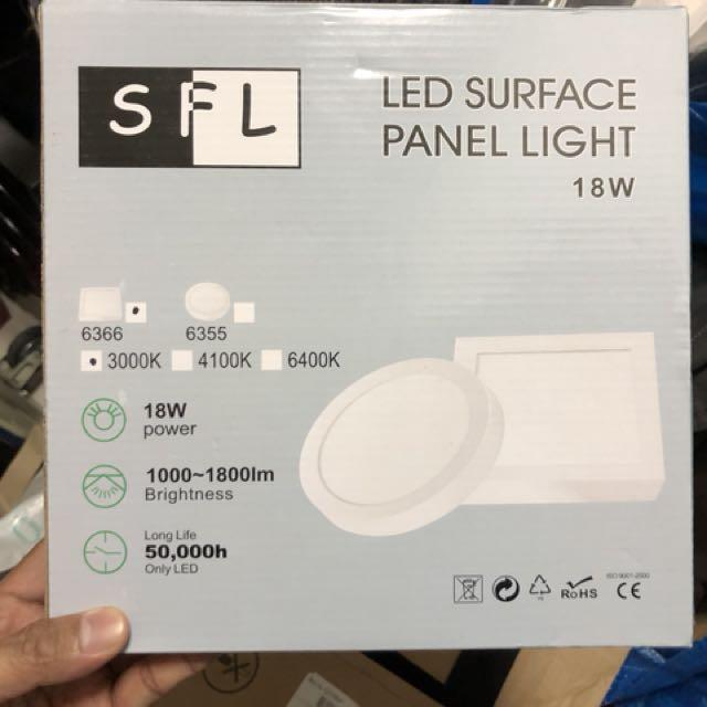 18W LED Lamp