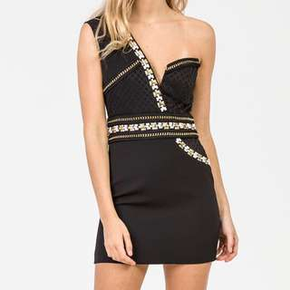 SASS AND BIDE The Early Bird Dress (RENT)