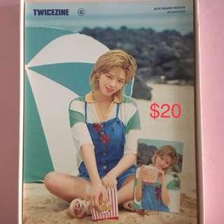 Twice 小卡
