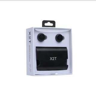 Authentic - X2T Instock Bluetooth Wireless Earbuds