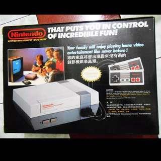 Nintendo Entertainment System Console Jap - (Unopened) per pcs