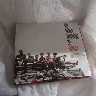 NCT 127 1st Mini Album NCT #127