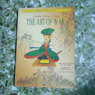 Chinese Military Classic The art of war