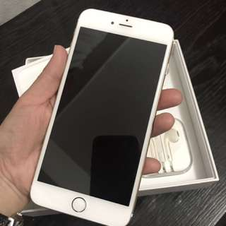 iPhone 6+ Gold 64gb Smart-locked