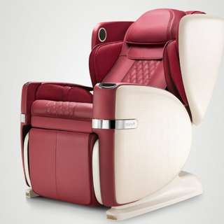 Osim uLove Massage Chair - Charming Red (1 + 2 Years Warranty)