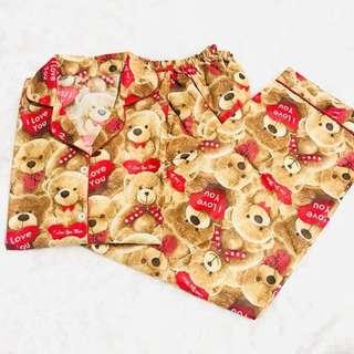 Bear long pants